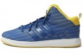 D73923 adidas X-Hale 2014 Mid 蓝色男子篮球鞋