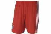 F48530 adidas拜仁主场比赛服运动短裤