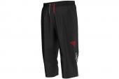 M30973 adidas黑色男子梭织长裤