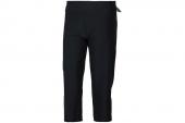 D89574 adidas黑色女子运动七分裤