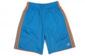 G90293 adidas Team Rev Sho P 蓝色男子篮球短裤