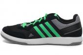 M25398 adidas Barricadence 8 狼牙系列黑色男子网球鞋