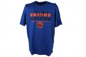 M34250 adidas Fnwr Tee NBA系列深蓝色男子针织短袖T恤