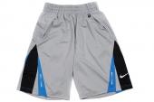 611470-002 Nike灰色男子针织篮球短裤