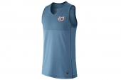 618306-427 Nike杜兰特蓝色男子篮球背心