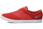 644593-601 Nike Wmns Mini Sneaker 浅深红色女子休闲板鞋