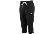 2PU82972301 Puma黑色女子针织七分裤