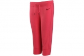 636036-685 Nike天竺葵红女子七分裤