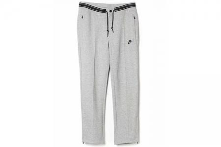 灰色 长裤/612916/063 Nike浅麻灰色男子针织长裤