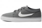 555272-091 Nike Toki Low TXT 冷灰色男子休闲板鞋