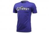 615119-423 Jordan  VI Go 23 Rmx Tee 蓝色男子针织短袖T恤
