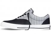 145562 Converse Skid Grip CVO 拼色条纹男款滑板鞋