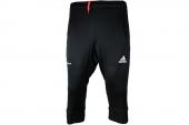 F94985 adidas FF SWT 34Pant 黑色男子七分裤