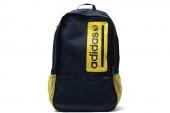 M34100 adidas N sc guy bp 黑黄色男子双肩包