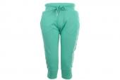 M32165 adidas 3Q FT TP 薄荷绿女子七分裤