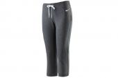 614923-071 Nike灰色女子运动七分裤