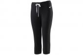 614923-010 Nike黑色女子运动七分裤