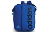 M67763 adidas 蓝色男子单肩包