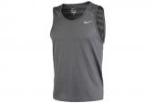 596200-021 Nike AS DF Touch Tailwind Tank 灰色男子针织背心