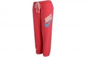 545797-610 Nike红色女子运动七分裤