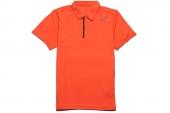 522984-847 Nike橙色男子针织短袖Polo衫