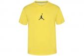635709-703 Jordan乔丹系列黄色男子短袖T恤