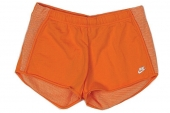 611244-861 Nike AS NIKE RU Sunset Short 橙色女子短裤