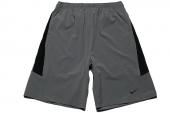 588696-066 Nike黑灰色男子运动短裤