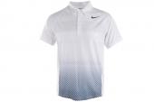546365-100 Nike网球系列白色男子polo衫