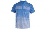 546365-402 Nike网球系列蓝色男子polo衫