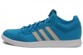 M19781 adidas Oracle VI Str W Mid 蓝色女子网球鞋