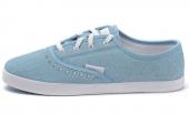 F39283 adidas Vlneo Casual Lo W 蓝色女子休闲鞋
