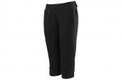 2PU83173401 Puma黑色女子针织七分裤