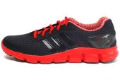 M22723 adidas CC Ride M 清风系列黑色男子跑步鞋