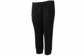 2PU82964901 Puma黑色女子针织七分裤