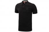 2PU56626901 Puma黑色男子针织polo衫