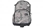 BA4299-054 Nike灰色中性双肩背包