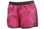 M61962 adidas M10 Sho Ene 2 红色女子运动短裤