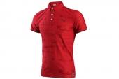 2PU56755503 Puma红色男子针织短袖polo衫