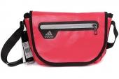 F91382 adidas 红色男子休闲系列单肩包