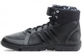 M25646 adidas Lriya III Celebrati 黑色女子训练鞋