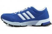 M29634 adidas Marathon 10 TR M 学院蓝男子跑步鞋