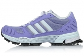 M29638 adidas Marathon 10 TR W 紫色女子跑步鞋
