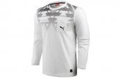 2PU56620701 Puma白色男子针织长袖T恤