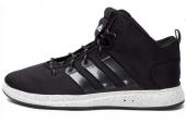 C75380 adidas X-Hale 2014 Mid 黑色男子篮球鞋