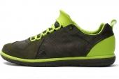 B26011 adidas Zappan LT 棕绿色男子户外鞋