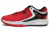 C75542 adidas D Rose Englewood II 红黑色男子篮球鞋