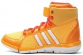 M22870 adidas  Lriya lll 橙色女子训练鞋