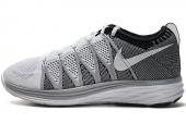 620465-100 Nike Nike Flyknit Lunar2 灰白色男子跑步鞋
