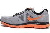 642821-004 Nike Dual Fusion Lite 2 Msl  橙灰色男子跑步鞋